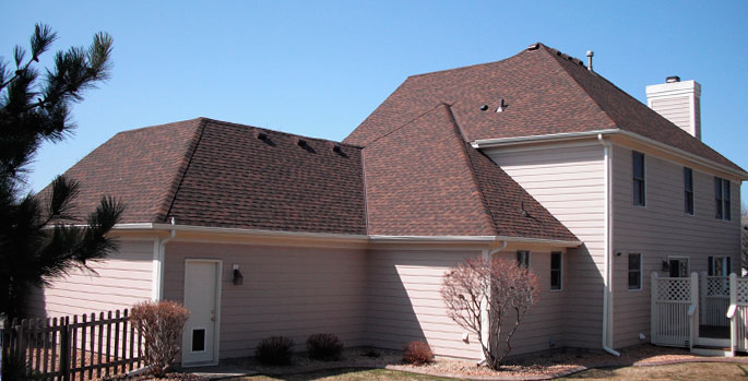 Apex for Gaf sienna shingles